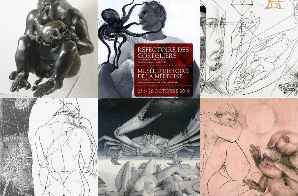 Exposition | TRÉMOIS RÉTROSPECTIVE – Musée d'histoire de la médecine