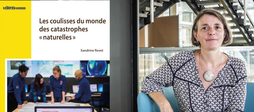 Séminaire général du CANTHEL avec Sandrine Revet