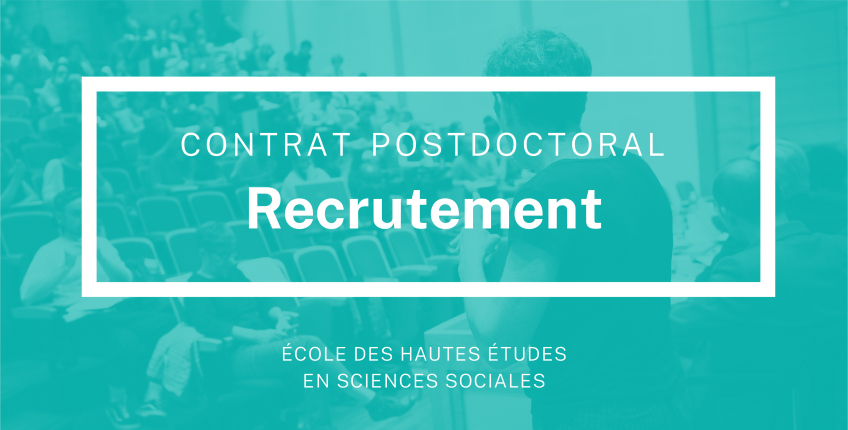 L'EHESS recrute 10 post-doctorants contractuels en 2020