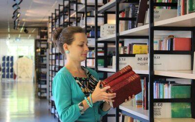 Bibliothèque Universitaire à emporter