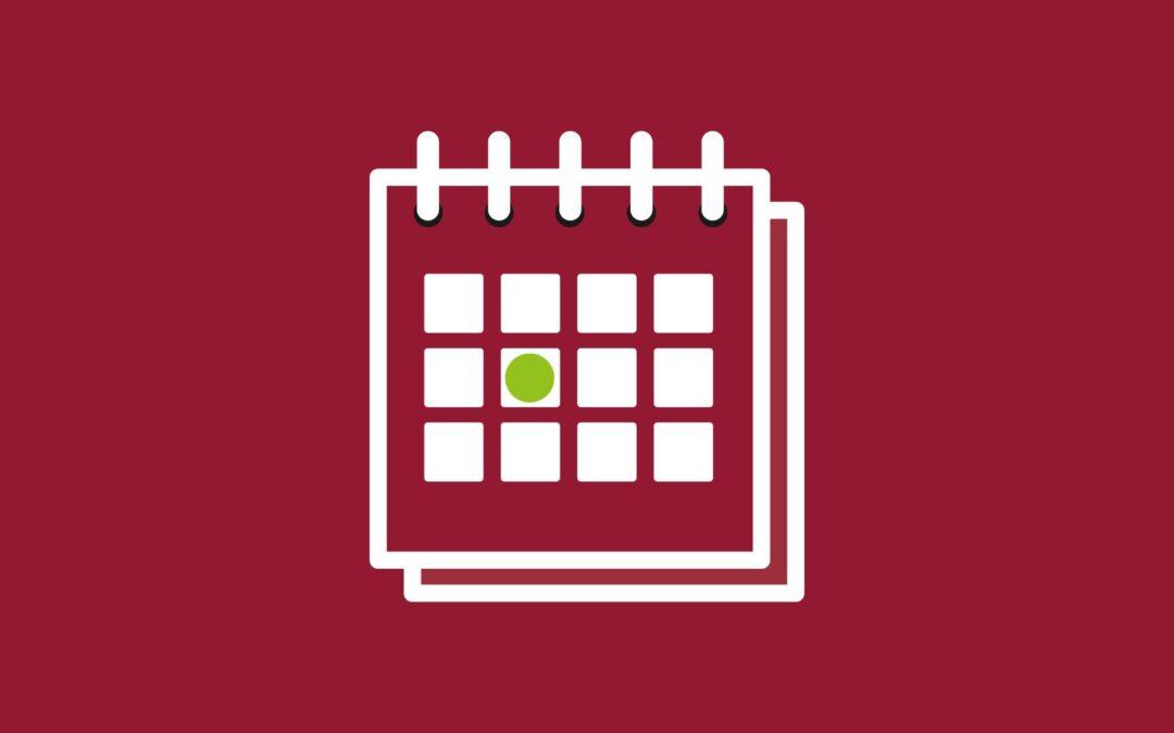 18-19 janvier – ouverture des inscriptions pédagogiques SHS du 2nd semestre